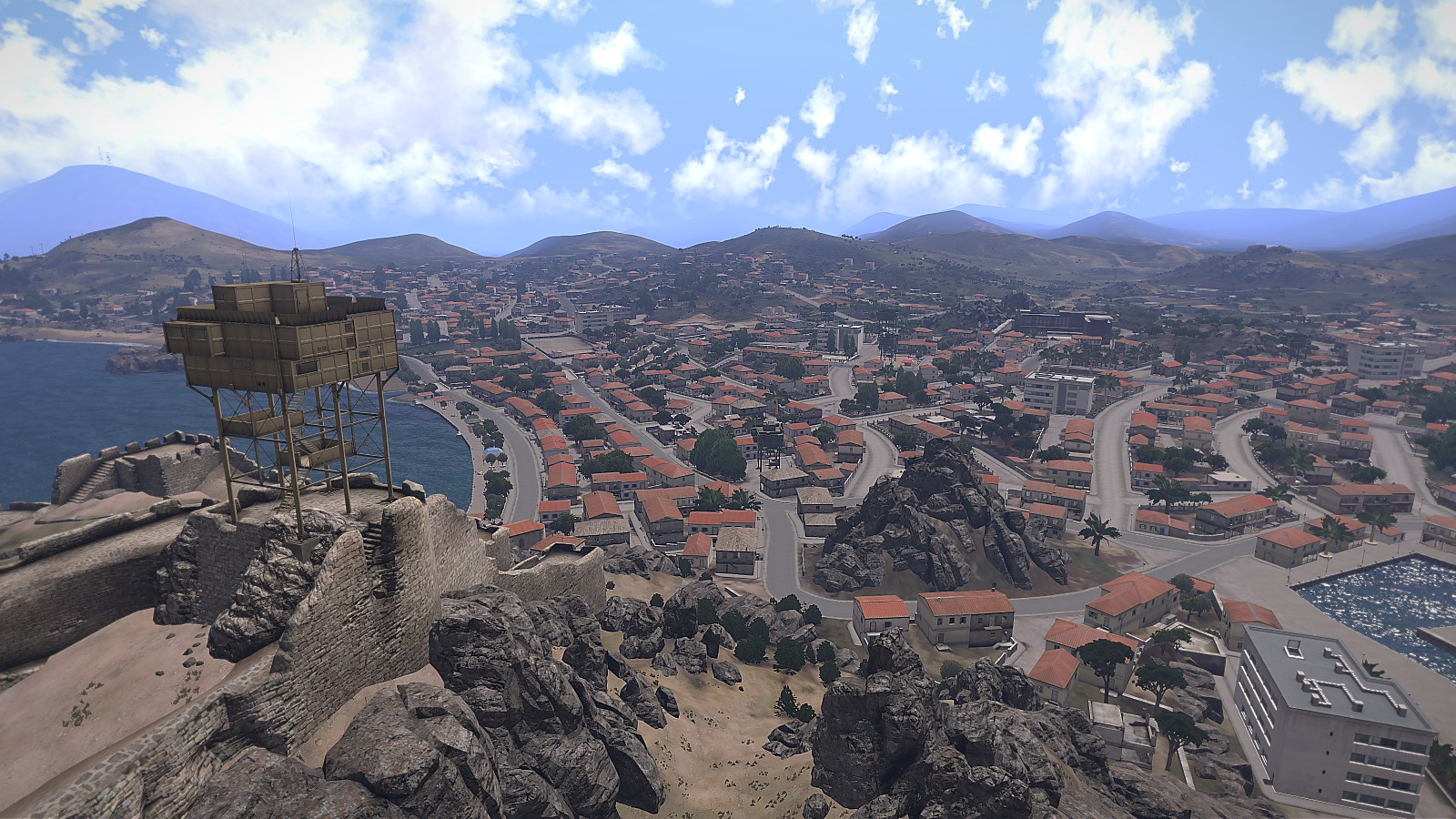 ArmA King Of The Hill - Arma 3 us maps